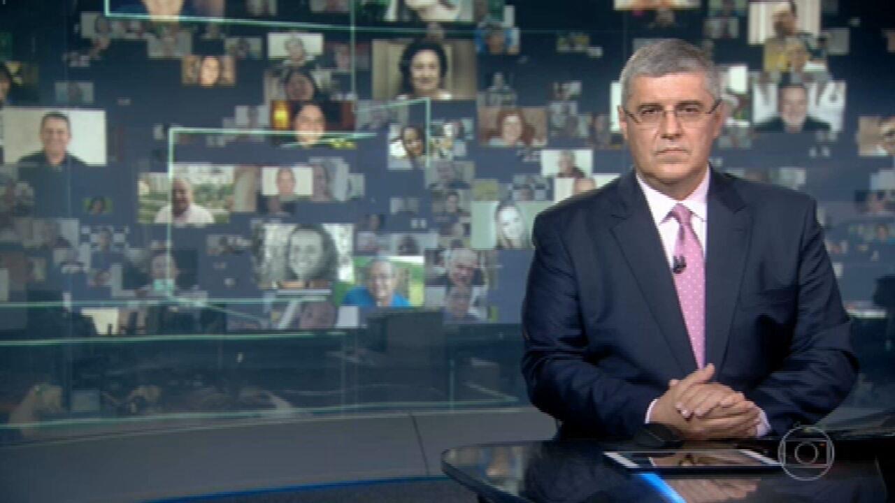 Ministro da Saúde afirma que Brasil enfrenta nova etapa da pandemia.