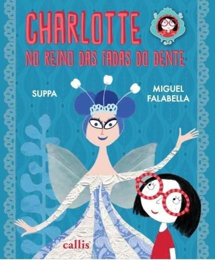 Capa do livro da personagem Charlotte (Foto: Divulgação)