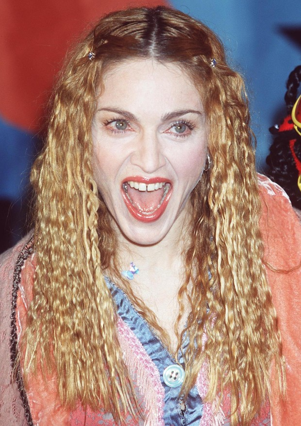 373548 01: Madonna attends the 11th Annual Nickelodeon Kids'' Choice Awards April 4, 1998 in Los Angeles, CA. (Photo by Brenda Chase/Online USA) (Foto: Getty Images)