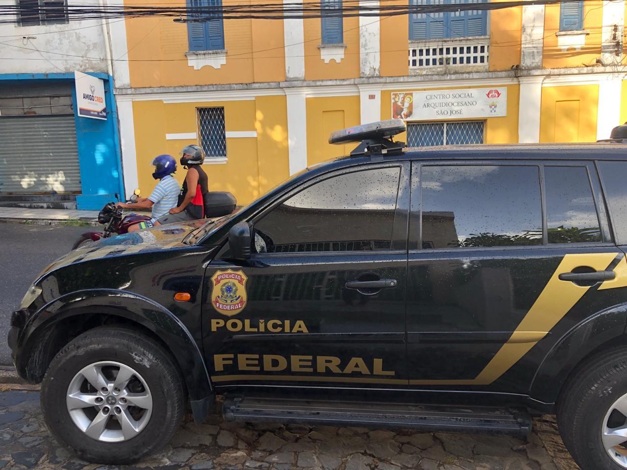 PF da PB cumpre 61 mandados para desarticular organização criminosa que atua em presídios