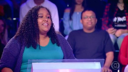 Participante do 'Quem Quer Ser Um Milionário' sonha em reabrir centro cultural e ser comediante: 'Quem sabe no Zorra?'