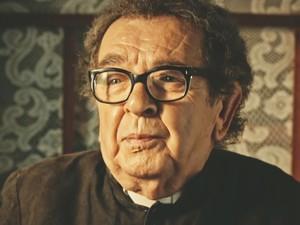 Ator Umberto Magnani em cena da novela 'Velho Chico' (Foto: Reprodução/TV Globo)