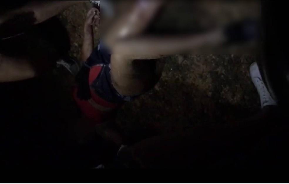 Jovem grávida foi baleada enquanto participava de festa realizada em chácara em Nova Mutum — Foto: Arquivo pessoal