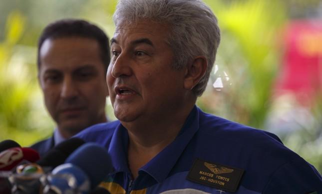 Marcos Pontes, ministro da Ciência e Tecnologia