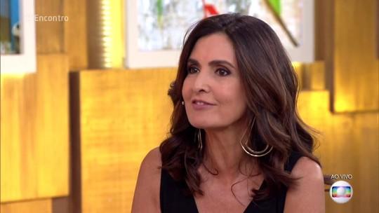 Fátima Bernardes fala sobre relacionamento: 'Acredito no amor'