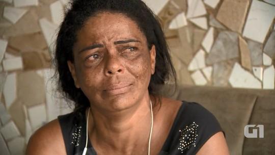 Mãe de Thayná prepara velório da filha em Cariacica: 'vai por um fim em parte do sofrimento', lamenta