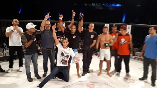 Capixaba Renato Amorim enfrenta Anderson Buzika no Future FC 10, em novembro