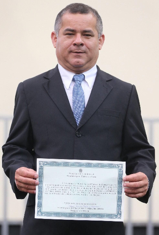 Deputado Vaidon Oliveira (PROS) — Foto: Saulo Roberto/Sistema Verdes Mares