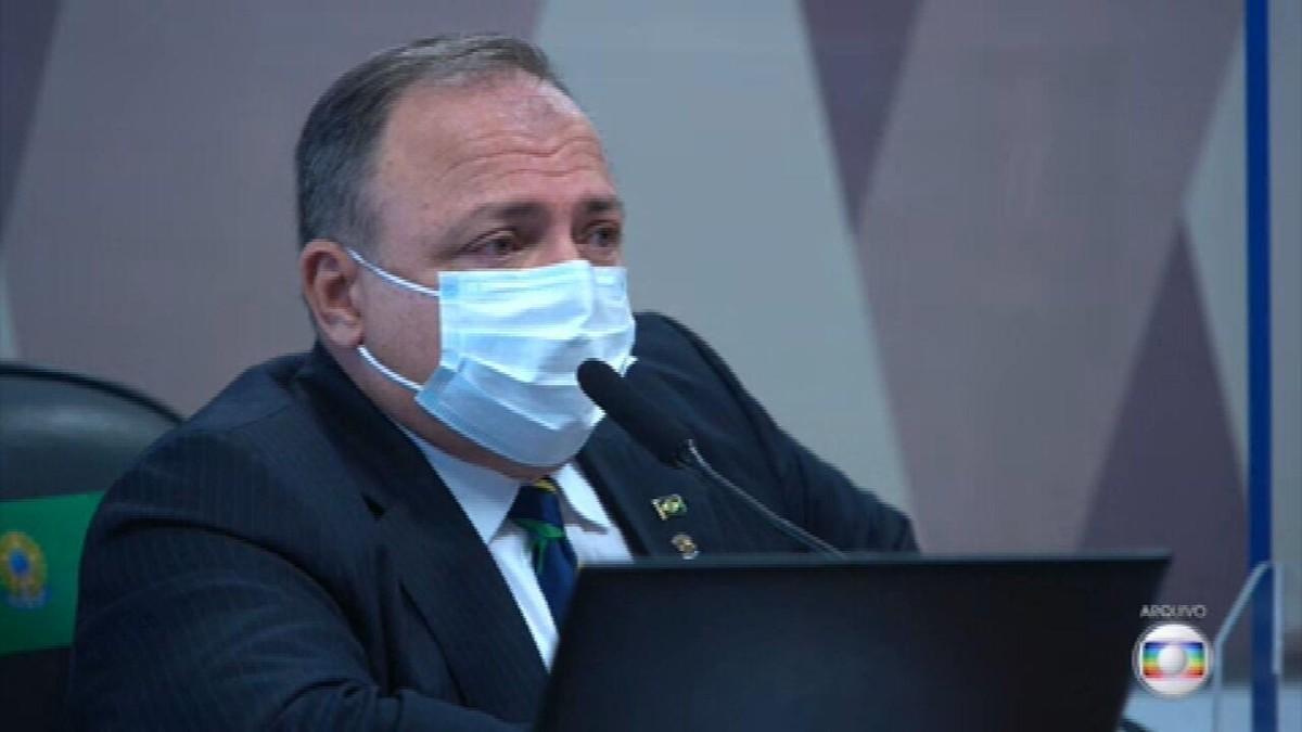 CPI da Covid: relator diz que número de pessoas investigadas pode chegar a dez