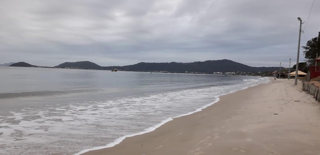 Projeto de alargamento da praia de Canasvieiras recebe licença para início das obras  - Notícias - Plantão Diário