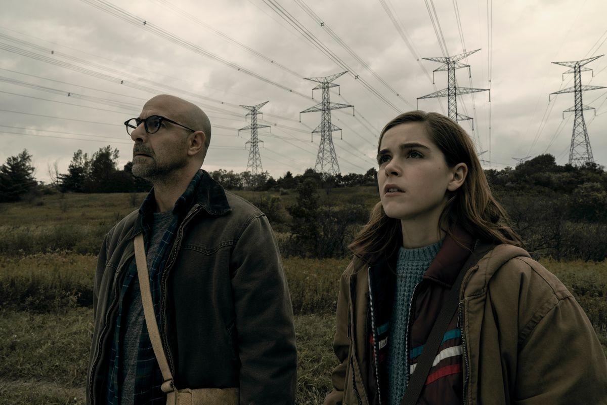 Filme The Silence, da Netflix (Foto: Divulgação/Netflix)