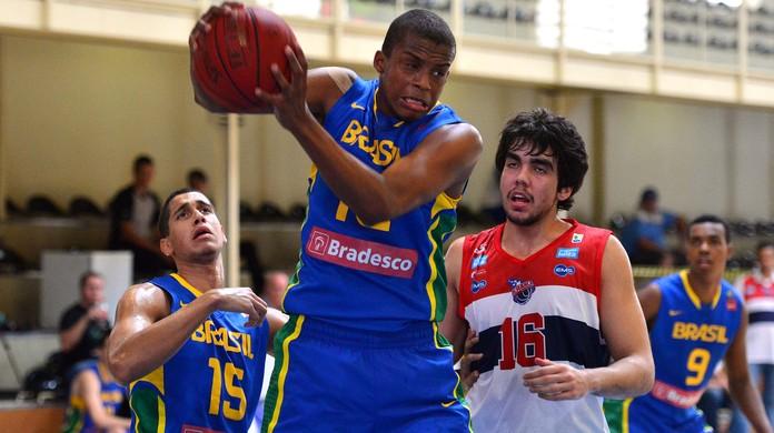 e0099dfbb0 Praia Grande sediará treinos da seleção brasileira sub-21 de basquete
