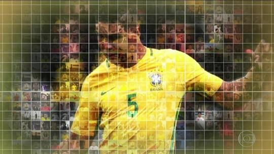 JN: Casemiro, o pupilo do Seu Moreira ganhou o mundo com o Real Madrid