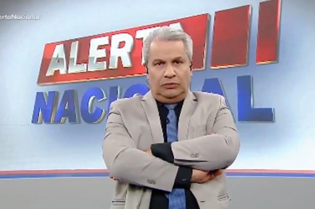 O apresentador Sikêra Júnior
