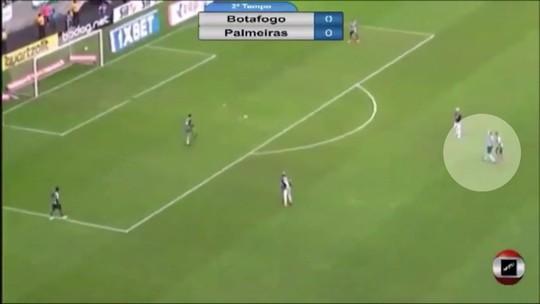 STJD marca julgamento do pedido de anulação de Botafogo 0 x 1 Palmeiras