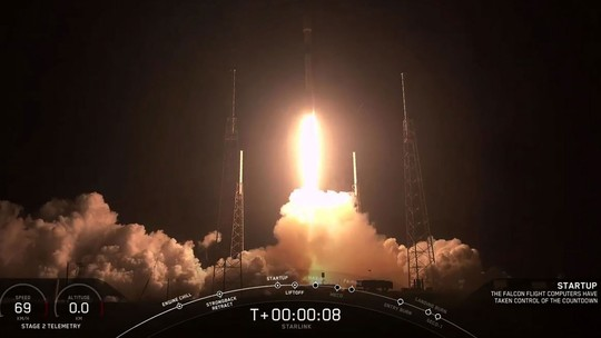Foto: (SpaceX / via AFP Photo)