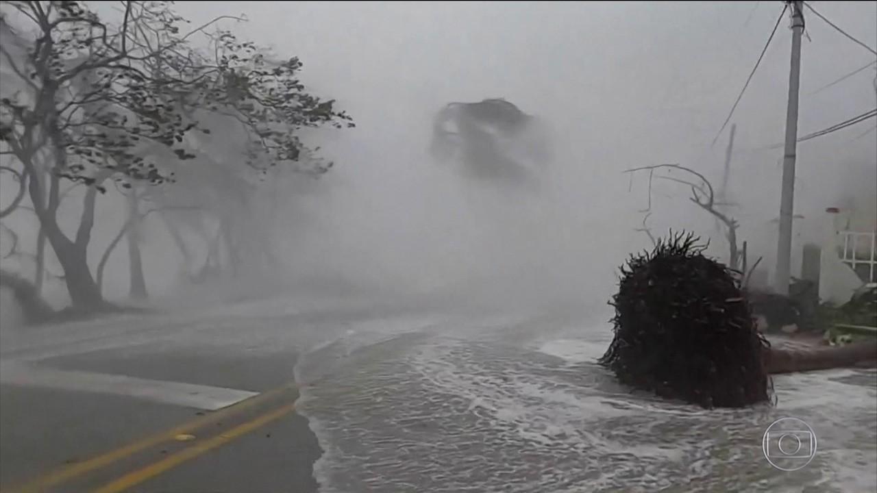 Temporada de furacões termina com recorde de tempestade