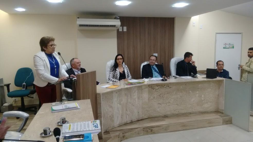 Célia Almeida fica na presidência até 31 de dezembro de 2020 (Foto: Divulgação/Assessoria )