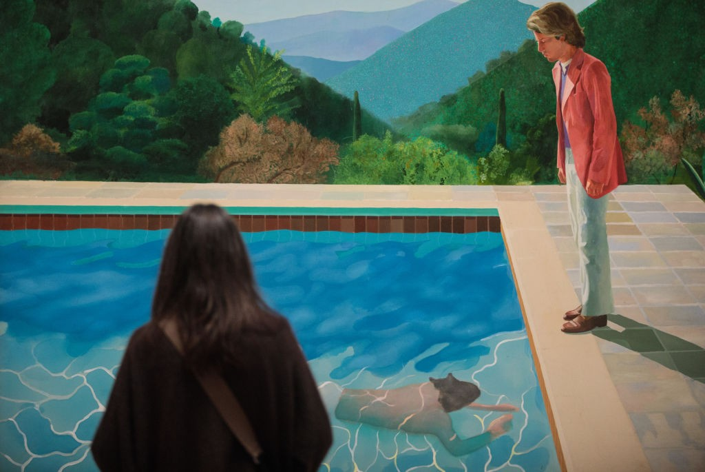 David Hockney está prestes a se tornar o artista mais valioso do mundo (Foto:  Jack Taylor/Getty Images)