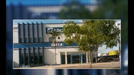 Agência da Caixa Econômica em Castanhal é invadida por assaltante