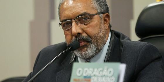 Paulo Paim, senador pelo PT- RS (Foto: Marcelo Camargo/Agência Brasil)