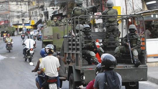 Foto: (Alexandre Brum/Agência O Dia/Estadão Conteúdo)