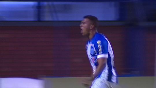 Os gols de Avaí 3 x 1 Paysandu pela 7º rodada do Campeonato Brasileiro Série B