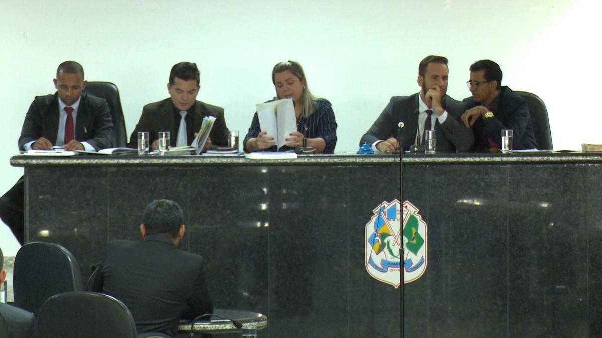 Comissão avalia se vereador chamou colegas de 'corruptos' em Ji-Paraná, RO
