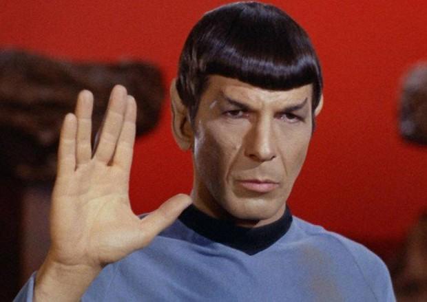Leonard Nimoy, o Spock clássico de Star Trek (Foto: Divulgação)