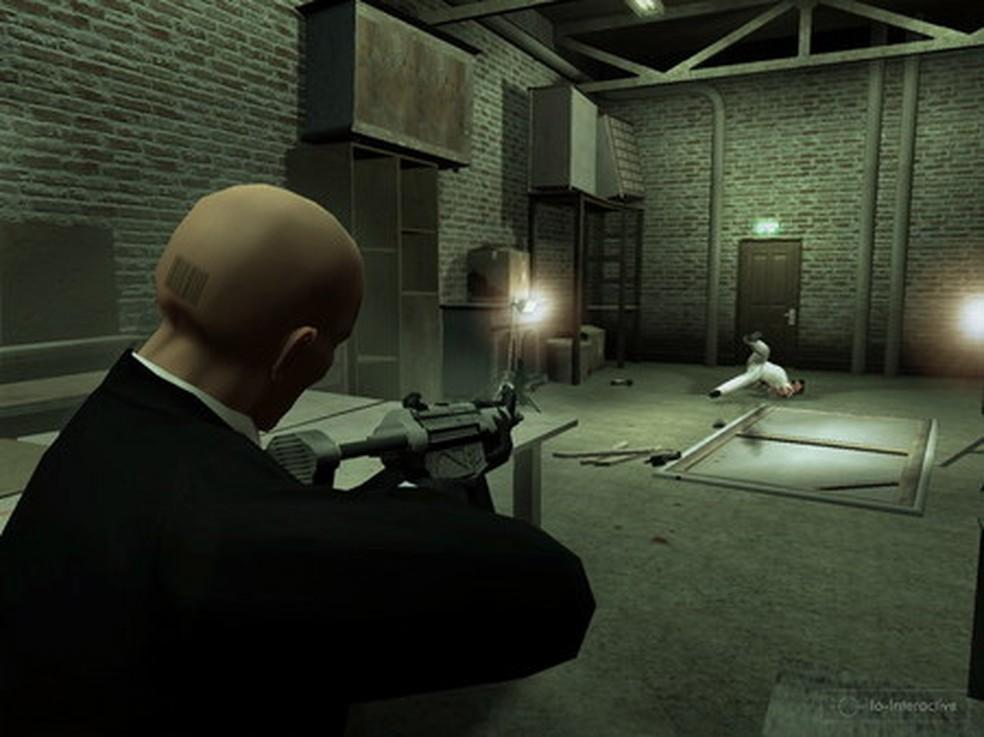 Hitman: Blood Money possui mecânica de stealth memorável — Foto: Divulgação/Io-Interactive A/S