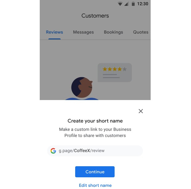 Novidades do Google Meu Negócio permitem que negócios encurtem o link para suas páginas (Foto: Divulgação)