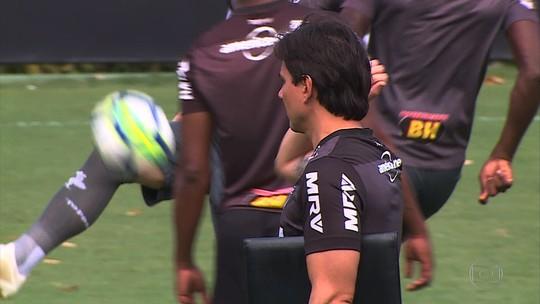 Diante de novo clássico com o América-MG, Thiago Larghi descarta retrospecto e espera jogo difícil