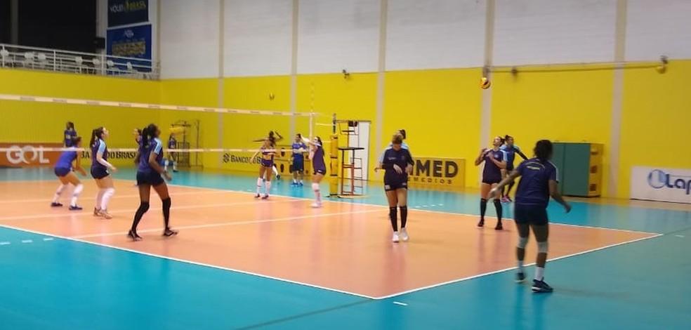 Ao lado de equipe joseense, outros dez times disputarão Liga C feminina  — Foto: Divulgação/Associação Joseense de Voleibol