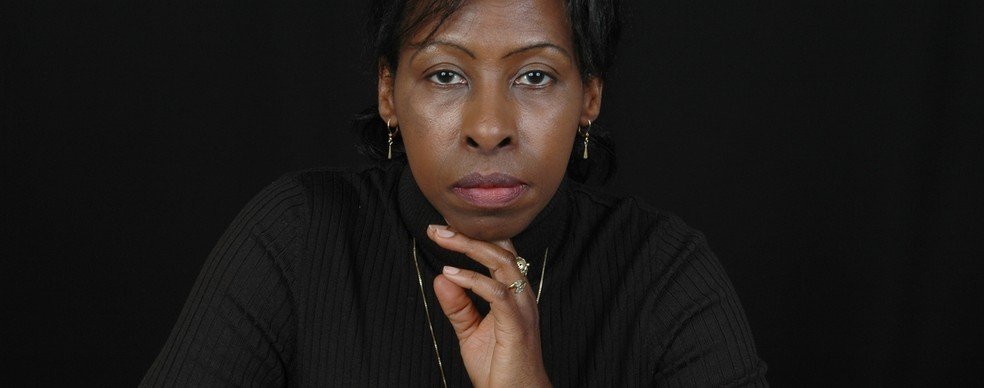 A escritora de Ruanda Scholastique Mukasonga (Foto: Divulgação)