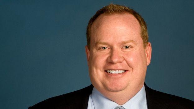 """O empresário Dan McGahn diz que sua empresa foi vítima de uma tentativa de """"homicídio corporativo"""" (Foto: AMSC via BBC)"""