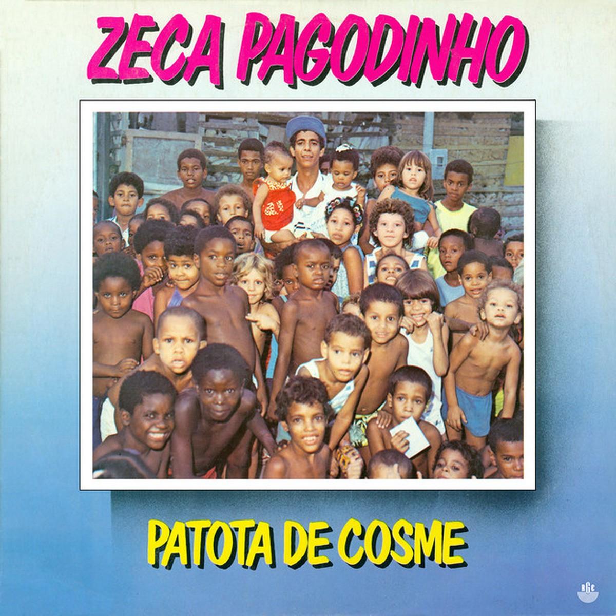 Discos para descobrir em casa – 'Patota de Cosme', Zeca Pagodinho, 1987 | Blog do Mauro Ferreira