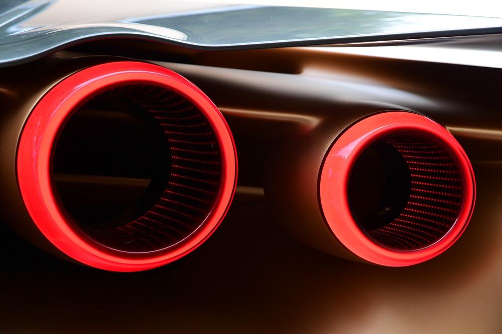 Nissan GT-R50 by Italdesign — Foto: Divulgação