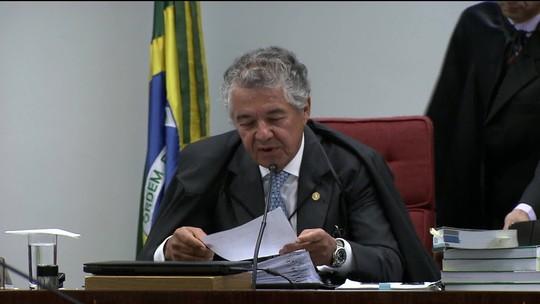 Marco Aurélio nega habeas corpus a Moreira Franco