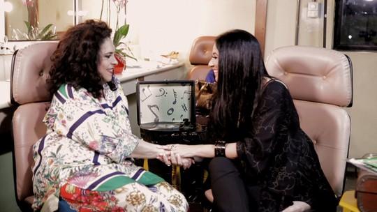 Gal Costa fala do apoio que teve da mãe desde o início da carreira