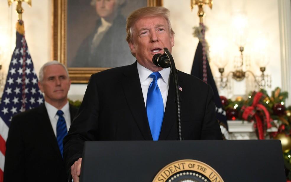 Resultado de imagem para Trump reconhece Jerusalém como capital de Israel