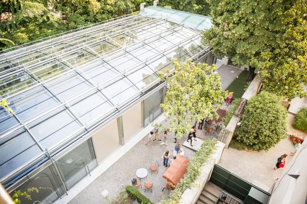 Tradicional casa-museu Villa Necchi Campiglio, em Milão, ganha automatização (Foto: FOTOS DIVULGAÇÃO)