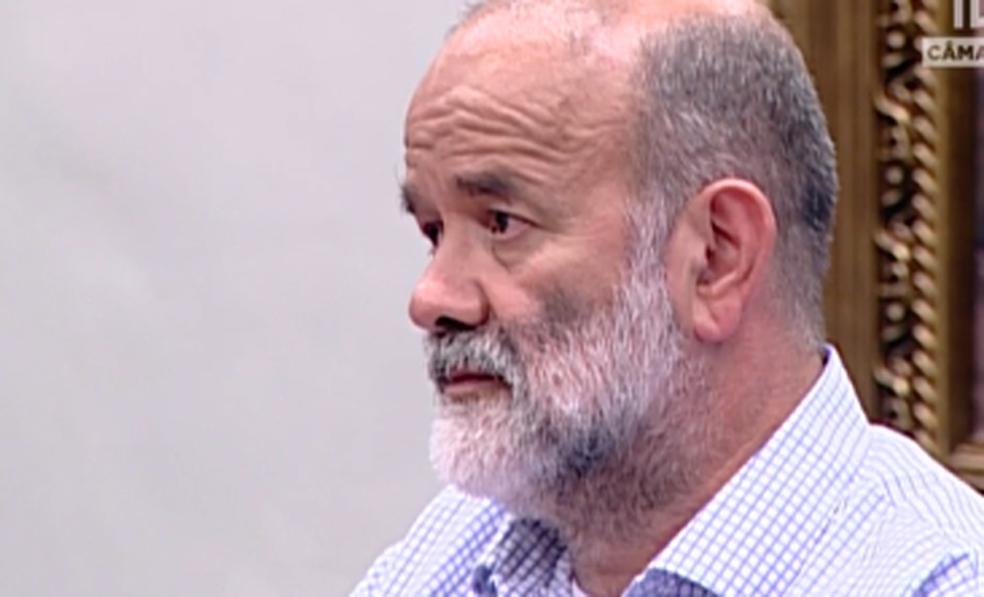 O ex-tesoureiro do PT João Vaccari Neto  (Foto: Reprodução)