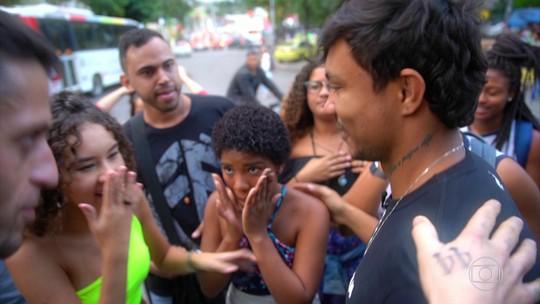 Xamã no Rock in Rio: conheça a história do rapper carioca que virou sensação