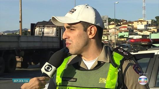 Novos radares começam a funcionar em rodovias estaduais de Minas Gerais
