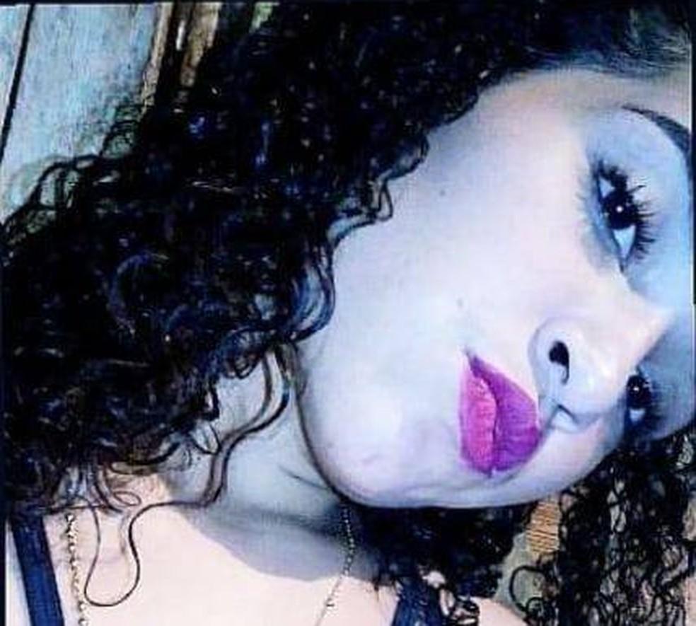 Francisca Amorim foi morta na saída de um salão de beleza na Zona Sul de Manaus â?? Foto: Divulgação/Dehs