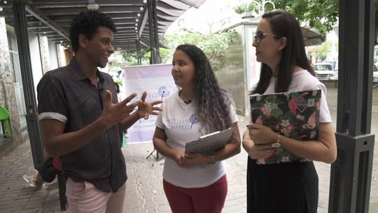 Projeto Psicólogos nos Bairros promove acolhimento gratuito nas ruas de Salvador