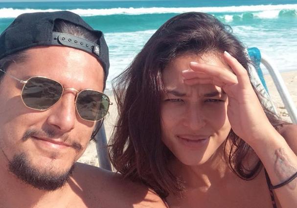 Bruno Gissoni e Yanna Lavigne (Foto: Reprodução Instagram)