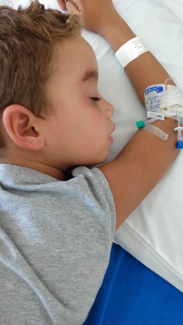 Tumor cerebral com incidência de 0,01% faz criança convulsionar em SP