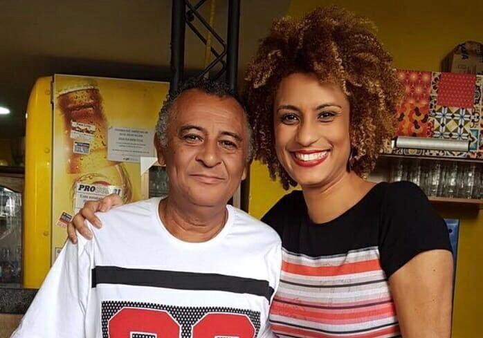 Pai de Marielle Franco está internado em CTI no Rio com Covid, diz irmã da vereadora