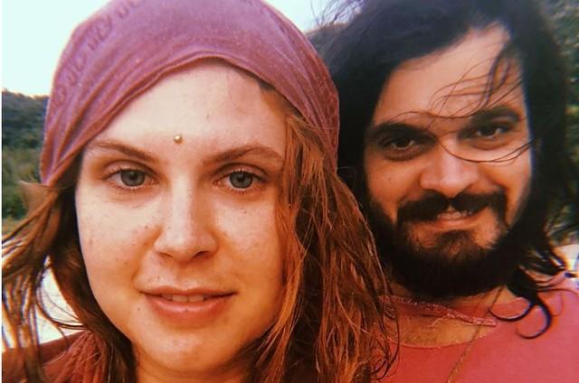 Carolinie Figueiredo e Lucas Rangel (Foto: Reprodução)